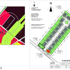 Informare -ANSAMBLU IMOBILE DE LOCUINTE INDIVIDUALE T 18, P 75/2, nr. cad 1684