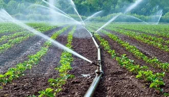 AFIR pune la dispoziție peste 43,7 de milioane de euro pentru proiecte de investiții în infrastructura de irigații